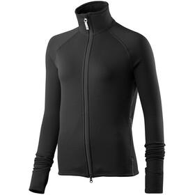 Houdini Power Chaqueta Mujer, true black/true black